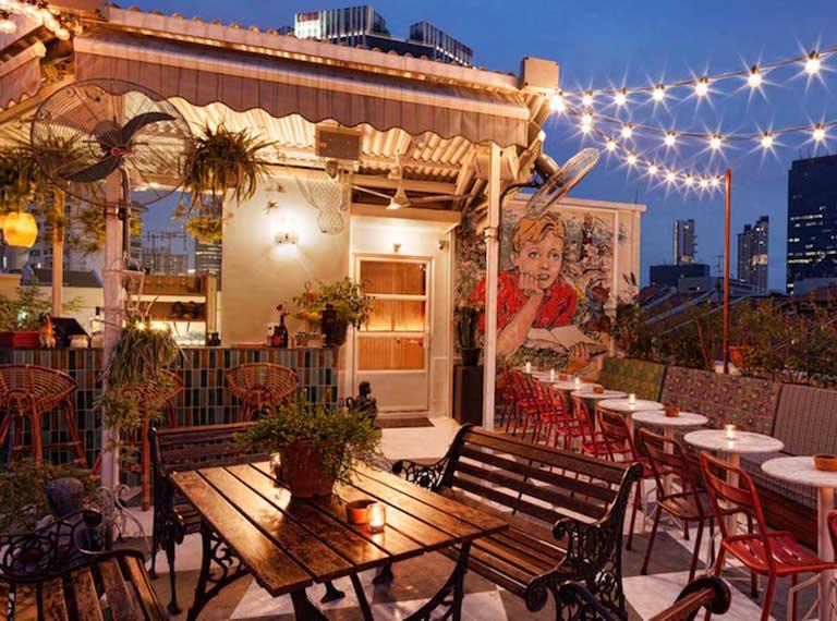 Potato Head Folk rooftop bar EatPlayLive app giveaway HoneyKids Asia
