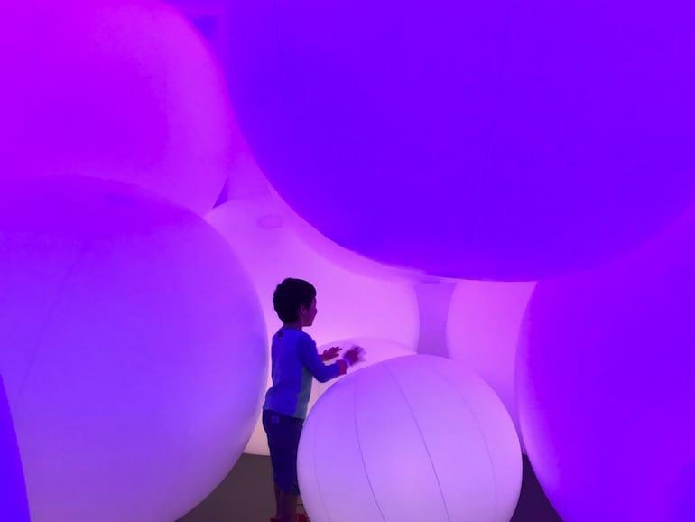 Children's Biennale teamLab