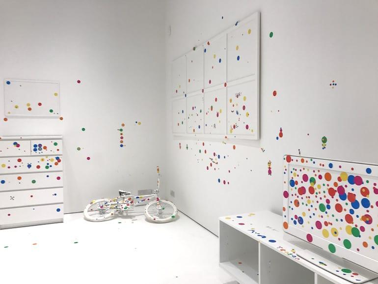 Children's Biennale Singapore National Gallery Obliteration Room