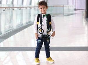 child model in Singapore
