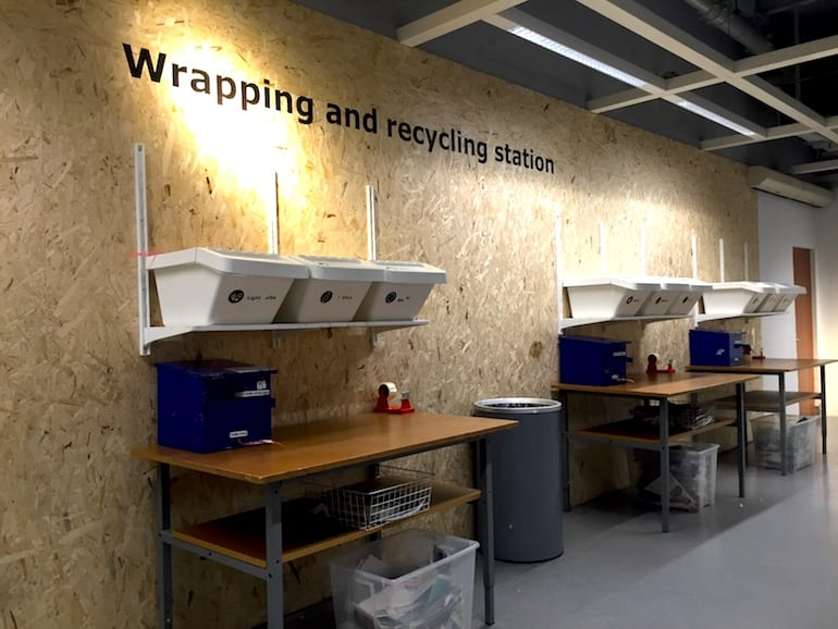 IKEA recycling in Singapore Honeykids Asia