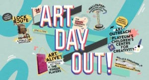 Art Day Out Gillman Barracks Singapore HoneyKids Asia