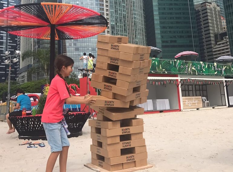 summer fun for kids in Singapore