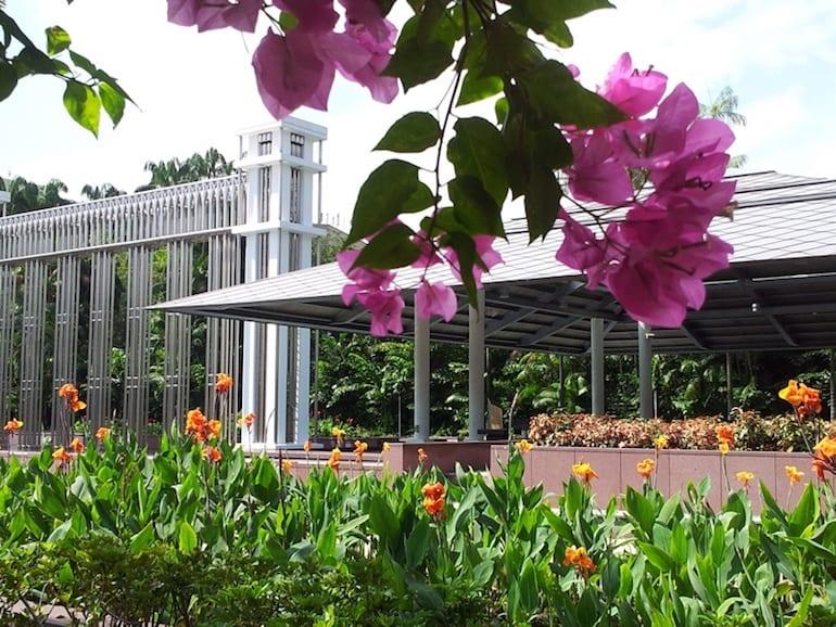 Istana Park honeykids asia prettiest parks