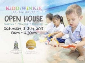 Kiddiwinkie preschool Open House HoneyKids Asia