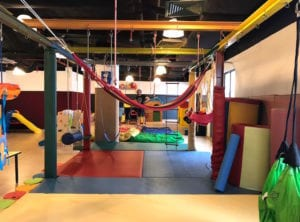 KidsFirst Childhood Development Program Occupational Therapy Gym HoneyKids Asia