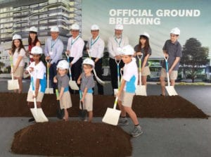 Nexus international school Singapore new campus HoneyKids Asia