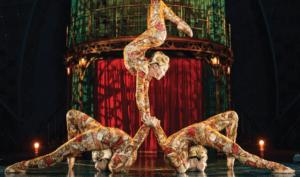 Kooza Honeykids Asia cirque du soleil