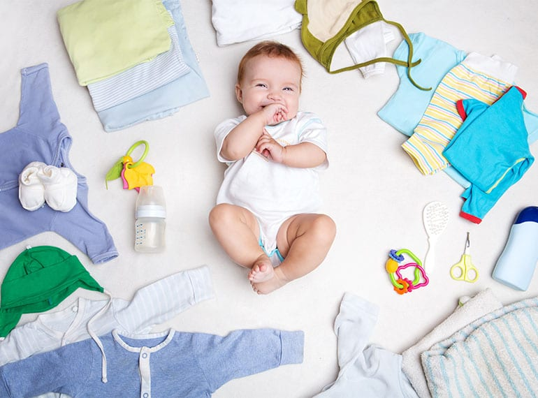 iBabyFashion provides various baby wear which includes clothes, shoes, multi-quilts, bib, etc.