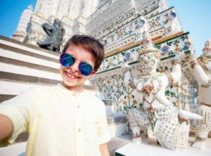 Thailand with kids What to do in Bangkok HoneyKids Asia travel itinerary for a family holiday
