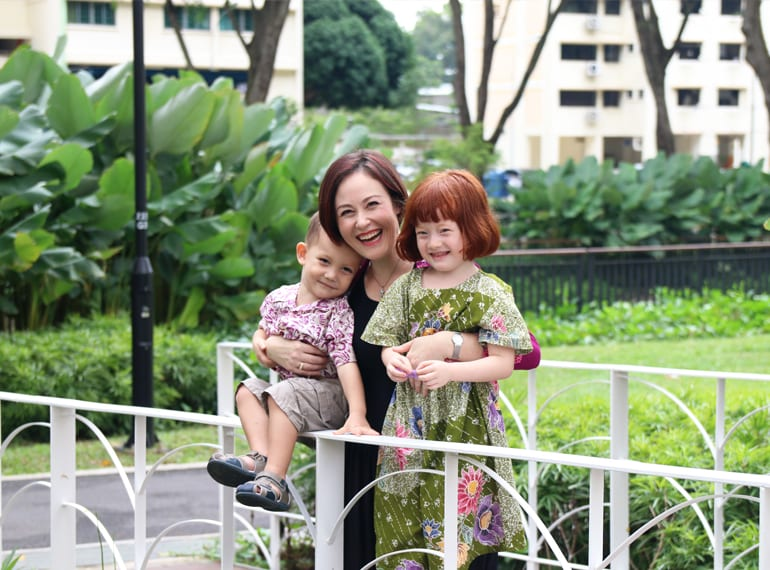 Australian artist Jennifer Lim on life in Singapore HoneyKids Asia