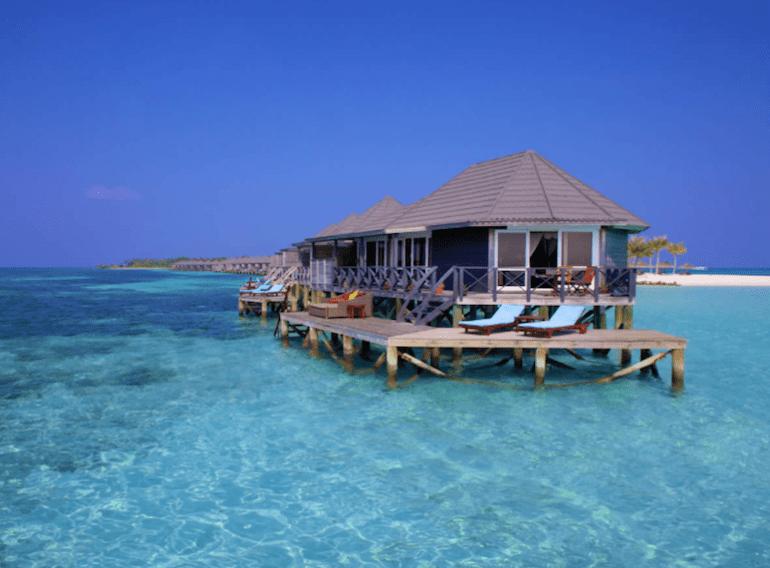 Kuredu resort Maldives HoneyKids Asia best babymoons from Singapore