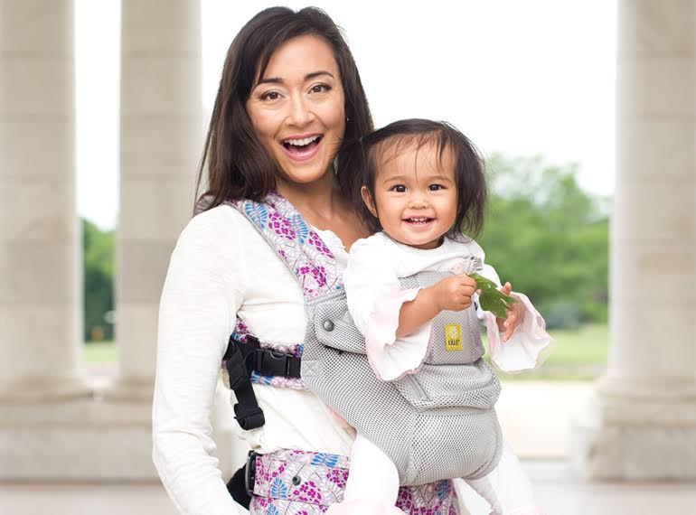 baby carriers slings and wraps for parents in Singapore