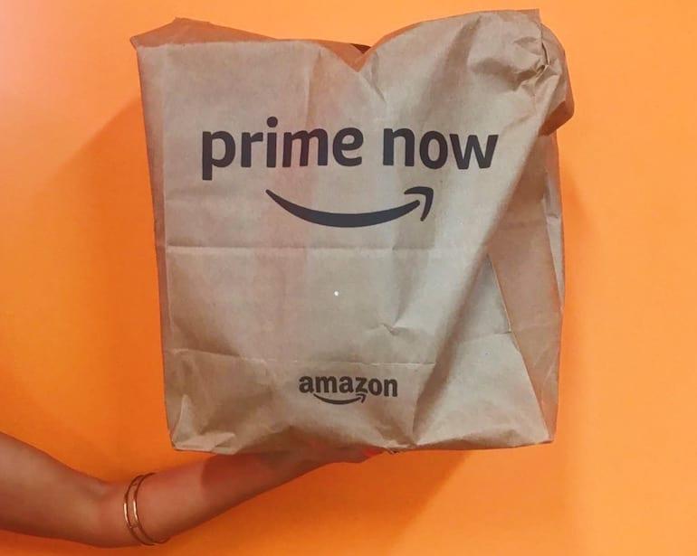 Amazon Prime Now Singapore review HoneyKids Asia