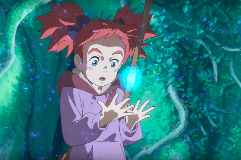 Mary and the Witch's Flower Honeykids Asia