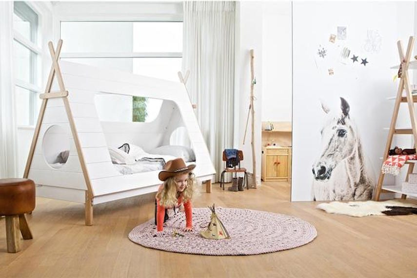 Deer Industries Tipi Bed Where To Buy Kids Furniture In Singapore HoneyKids  Asia