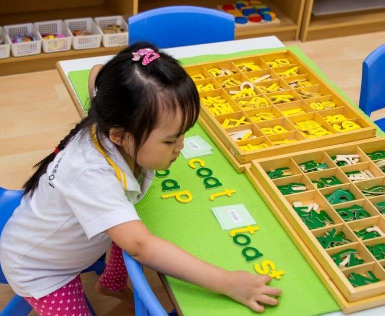 Frobel Preschool Rochester Honeykids Asia Singapore Preschools in the West