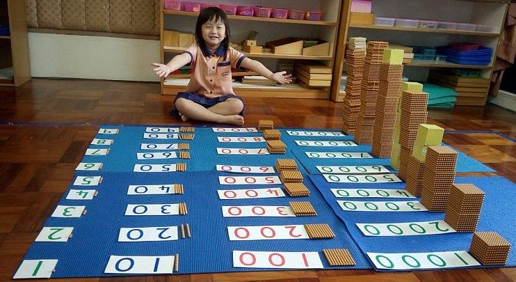 Little Wonders Montessori Honeykids Asia Singapore Preschools in the West