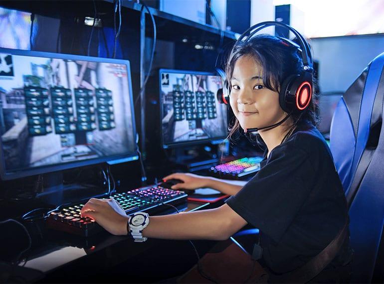 Kids Online Gaming Singapore Honeykids Asia