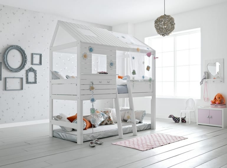Honeykids Asia Lifetime Kidsrooms silver-sparkle