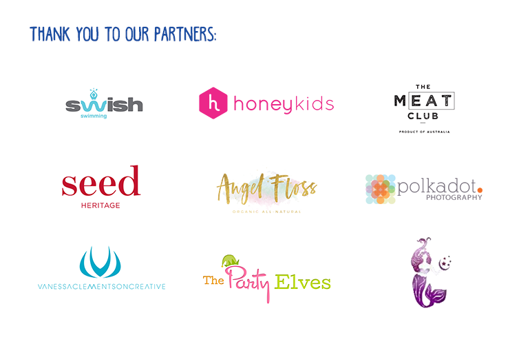 HoneyKids Asia Endless Summer pool party sponsors