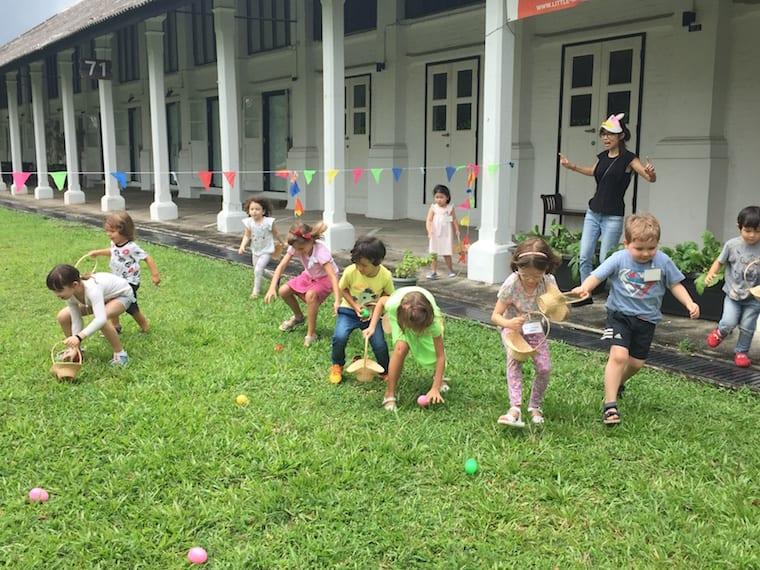 Little Mandarins Chinese language lessons for kids using play HoneyKids Asia