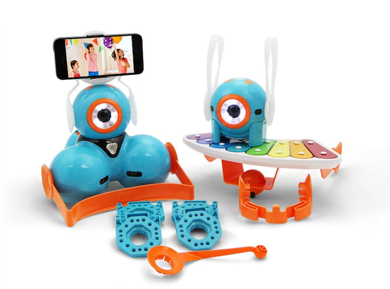 Wonder Robots Dash and Dot Honeykids Asia