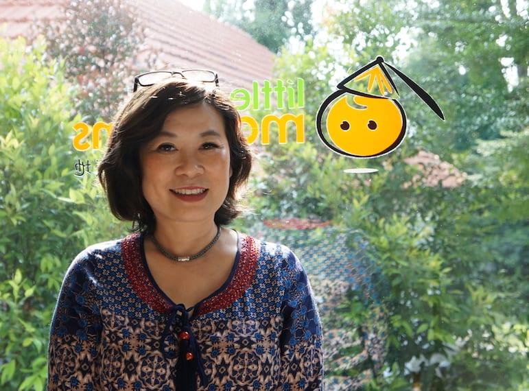 Little Mandarins Chinese language lessons for kids using play Ying Ying Miller HoneyKids Asia