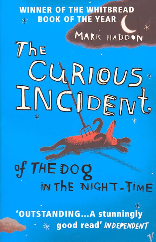 The Curious Incident of the Dog in the Nighttime Coming of Age Novels for Teens Honeykids Asia Singapore
