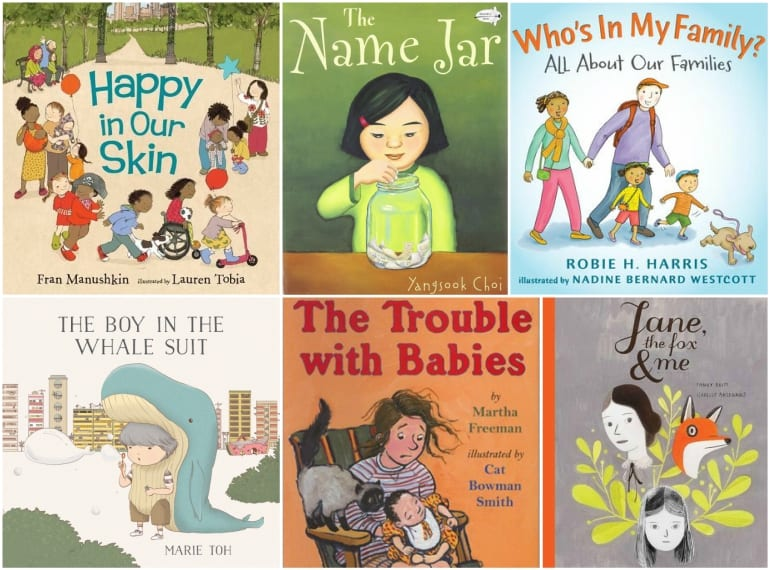 Diversity Picture Books about diversity Honeykids Asia Singapore