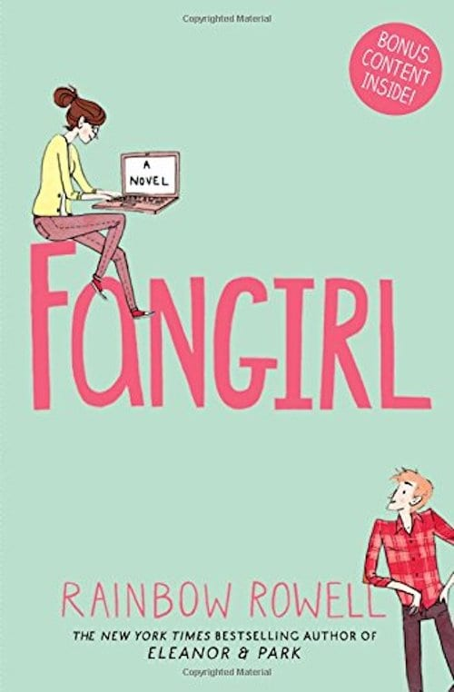 Fangirl Coming of Age Novels for Teens Honeykids Asia Singapore