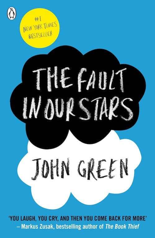 The Fault in our Stars Coming of Age Novels for Teens Honeykids Asia Singapore