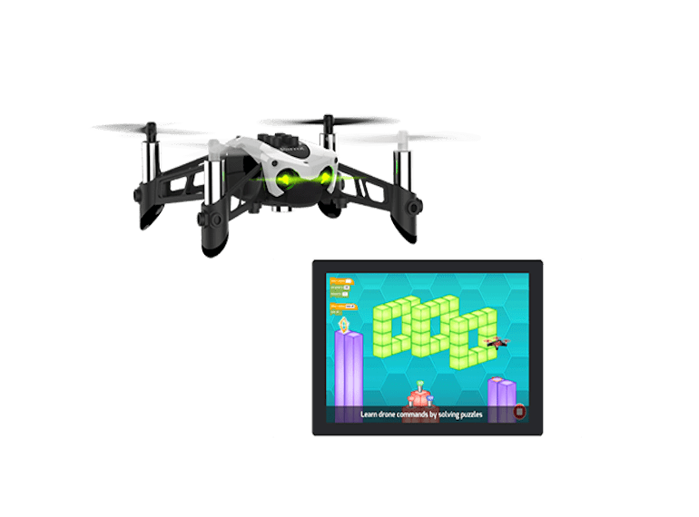 Parrot Mambo Code Robot Toys to teach coding Honeykids Asia