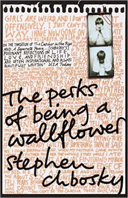 Perks of Being a Wallflower Coming of Age Novels for Teens Honeykids Asia Singapore