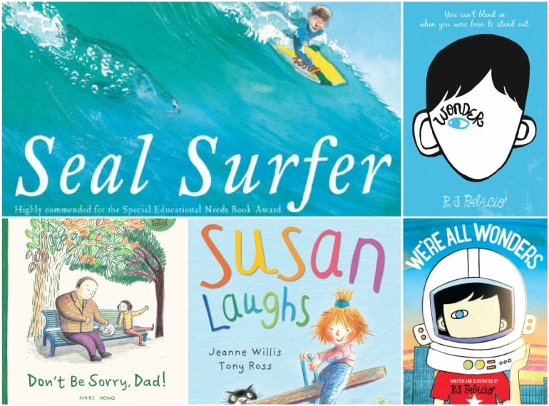Physical differences Picture Books about diversity Honeykids Asia Singapore