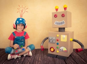 Robot Toys to teach coding Honeykids Asia
