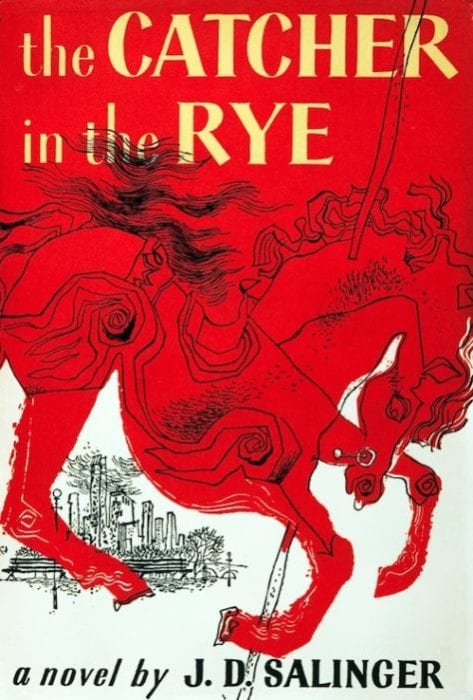 The catcher in the rye Coming of Age Novels for Teens Honeykids Asia Singapore