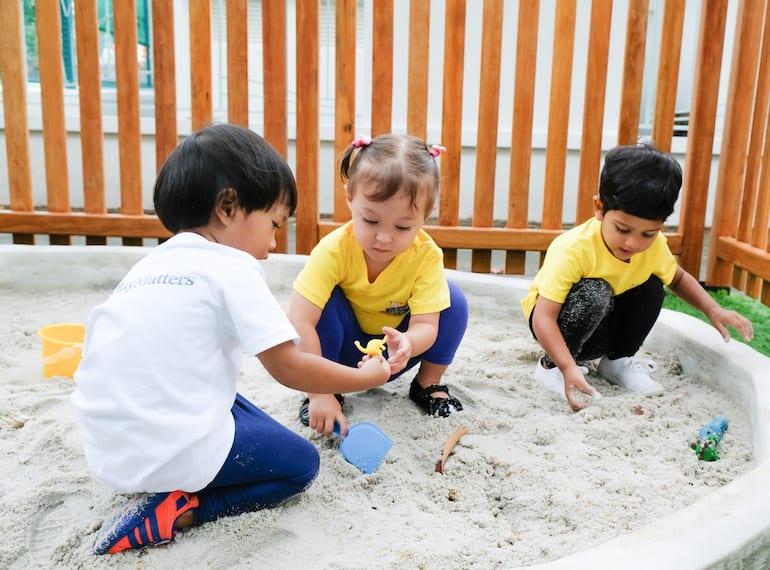 Preschools in the West Honeykids Asia Singapore