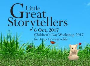 ACT 3 Drama Academy Children's Day Workshops Honeykids Asia Singapore