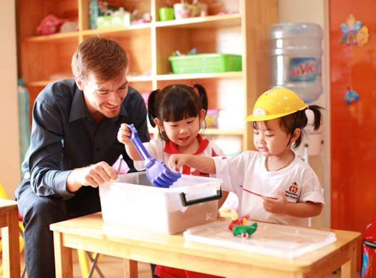 The Childrens Campus Preschools in the West Honeykids Asia Singapore