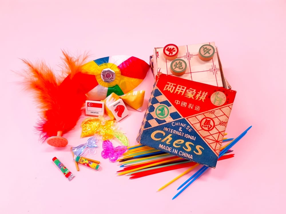 Fun kids' games: traditional Singapore Kampong toys to ...
