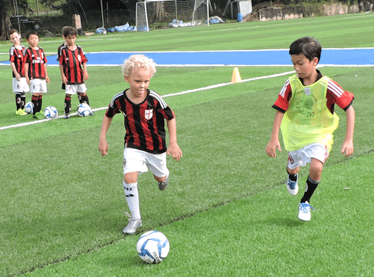Milan Soccer Academy Sports for Toddlers Honeykids Asia Singapore