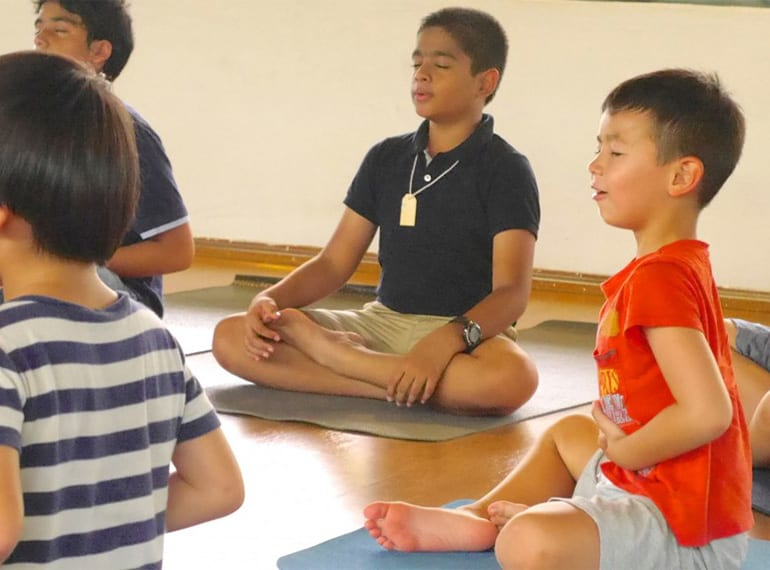 The Open Centre Resilence and Mindfulness October Holiday Camps Honeykids Asia Singapore