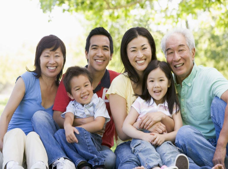 Honeykids Asia Santivia Immune Family