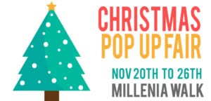 Christmas Pop Up Fair Honeykids Asia Singapore