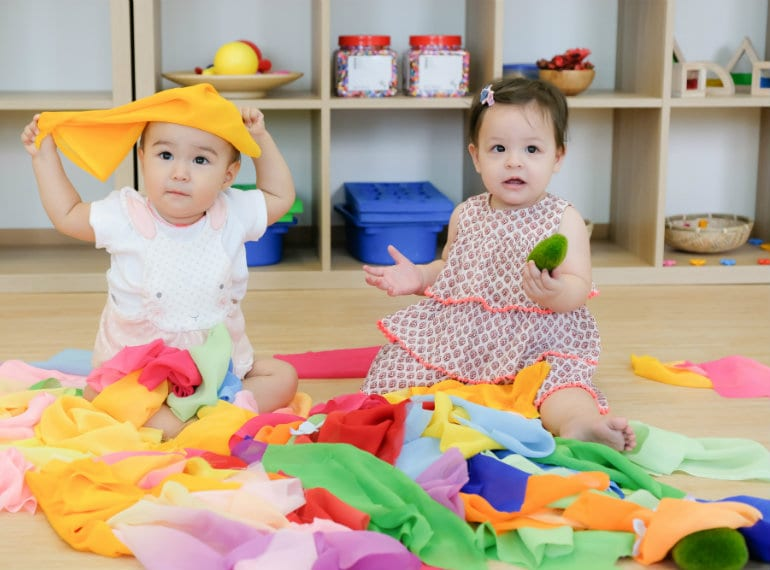 Honeykids Asia TeaTots babies