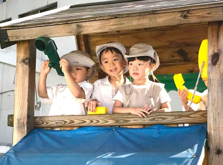 LeClare Preschool Central Preschools Honeykids Asia Singapore