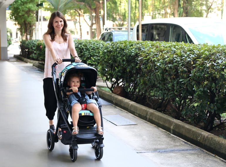 The Equipment Parents In Singapore Need To Survive Baby Carrier