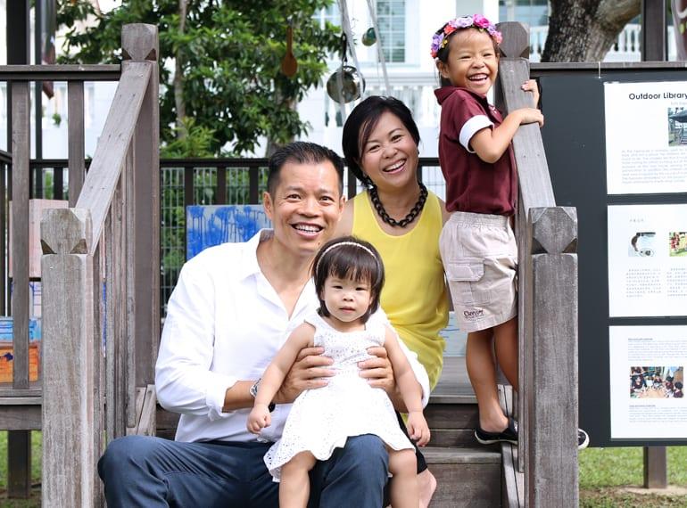 Honeykids Asia Odyssey Family