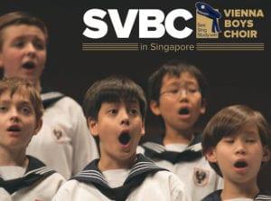 Vienna Boys Choir SVBC Honeykids Asia Singapore